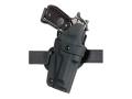 """Safariland 701 Concealment Holster Right Hand HK USP 40C, 9C 1-3/4"""" Belt Loop Laminate Fine-Tac Black"""