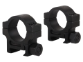 Product detail of Trijicon 1&quot; Accupoint Steel Picatinny-Style Rings Matte Medium