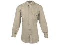 Beretta TM Shooting Shirt Long Sleeve Cotton Poplin