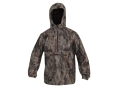 Natural Gear Men's Anorak 1/2 Zip Hooded Waterproof Jacket Polyester Natural Gear Natural Camo Large 41-44
