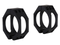 American Defense 40mm Rings for RECON and SCOUT Mounts Matte