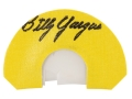M.A.D. Billy Yargus Cut'n Touch Diaphragm Turkey Call