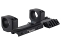 "Warne RAMP 1-Piece Extended Scope Mount Picatinny-Style with Integral 1"" Rings Flattop AR-15"