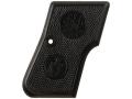 Vintage Gun Grips Beretta Minx 22 Rimfire Polymer Black