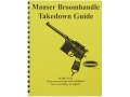 Radocy Takedown Guide &quot;Mauser Broomhandle&quot;
