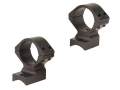 Talley Lightweight 2-Piece Scope Mounts with Integral 1&quot; Rings Cooper 21, 57 Kimber 82, 84 Matte Medium