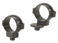 Leupold 1&quot; Quick-Release Rings Extended Front Matte Medium