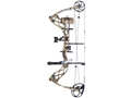 Diamond Carbon Cure Compound Bow Package Right Hand Mossy Oak Break-Up Infinity Camo
