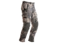 Sitka Gear Men's Timberline Pants Polyester Gore Optifade Open Country Camo 44 Waist