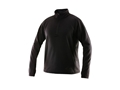 Tru-Spec 24-7 Grid Fleece 1/4 Zip Pullover Shirt Long Sleeve Polyester and Spandex