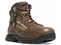 "Danner Pronghorn 6"" Waterproof Uninsulated Hunting Boots Leather and Nylon Mossy Oak Break-Up Camo Men's"