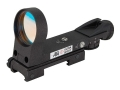 Product detail of ATN Ultra Reflex Red Dot Sight 33mm Heads Up Display 4-Pattern Reticle (2 MOA Dot, Crosshair with 6 MOA Dot, Open Crosshair with 6 MOA Dot, 50 MOA Circle with 6 MOA Dot) Matte