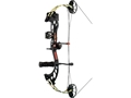 """PSE Fever Compound Bow Package Right Hand 11""""-29"""" Draw Length Mossy Oak Break-Up Infinity Camo Camo and Black"""