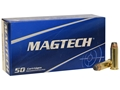 Magtech Sport Ammunition 44 Remington Magnum 240 Grain Semi-Jacketed Soft Point Box of 50