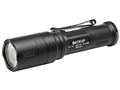 Surefire EB1 Backup Flashlight LED with 1 CR123A Battery Click Switch with Shroud Aluminum Black