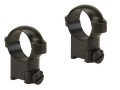 "Leupold 1"" Ring Mounts Sako Gloss High"