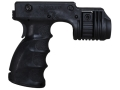 Product detail of Mako Vertical Forend Grip and Rear Activated Light Mount Polymer