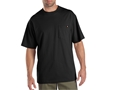 Dickies Men's T-Shirt Short Sleeve Cotton Pack of 2
