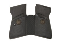 Product detail of Pachmayr Signature Grips with Backstrap Walther PP, PPK/S (Except S&amp;W Models) Rubber Black