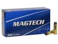 Product detail of Magtech Sport Ammunition 32 S&W Long 98 Grain Semi-Jacketed Hollow Point Box of 50