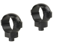 Leupold 1&quot; Quick-Release Rings Gloss Medium