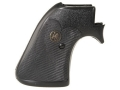Product detail of Pachmayr Presentation Grips Ruger New Model Super Blackhawk Rubber Black