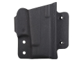 Comp-Tac Minotaur MTAC  Holster Body Right Hand Glock 26, 27, 28, 33 Kydex Black