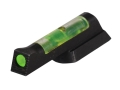 HIVIZ Front Sight CZ 75, 83, 85, 97, P-01 Steel Fiber Optic Green