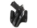 Galco V-HAWK Inside the Waistband Holster Right Hand Smith & Wesson J-Frame Leather Black