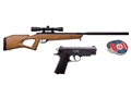 Benjamin Trail Nitro Piston 2 Air Rifle with 3-9x 32mm Scope and Free 1911 BB Pistol and 22 Caliber Pellets Tin of 175