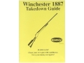 "Product detail of Radocy Takedown Guide ""Winchester 1887"""