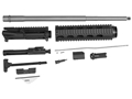 "DPMS Recon AR-15 Unassembled Upper Receiver Kit 5.56x45mm NATO 16"" 416 Stainless Steel Barrel with Flat Top Upper Receiver and Mid Length Quad Rail Free Float Hanguard"