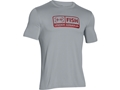 Under Armour Men's UA Fish Tech T-Shirt Short Sleeve Polyester