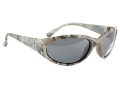 Radians Cobalt Shooting Glasses Polarized Smoke Lens Realtree Max-4 Camo