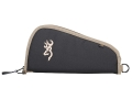 "Browning Plainsman Pistol Gun Case 13"" 600 Canvas Black"