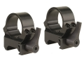 "Product detail of Leupold 1"" QRW Quick-Release Weaver-Style Rings Gloss Medium"