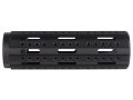 Advanced Technology Free Float Modular Rail Handguard 8-Sided AR-15 Aluminum Black