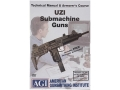 American Gunsmithing Institute (AGI) Technical Manual &amp; Armorer&#39;s Course Video &quot;Uzi&quot; DVD