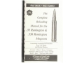Product detail of Loadbooks USA &quot;35 Remington and 350 Remington Magnum&quot; Reloading Manual