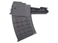 Product detail of ProMag Magazine SKS 7.62x39mm Russian 10-Round Polymer Black
