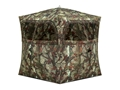 Product detail of Barronett Grounder 250 Ground Blind 75&quot; x 75&quot; x 67&quot; Polyester