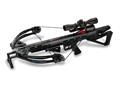 Carbon Express Intercept Supercoil Crossbow Package with 4x32 Glass Etched Reticle Illuminated Scope Black