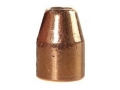 Rainier LeadSafe Bullets 45 Caliber (451 Diameter) 230 Grain Plated Hollow Point