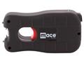 Mace Brand Center Fire 2,400,000 Volt Stun Gun with Led Light Black