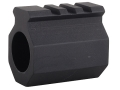 "JP Enterprises Picatinny Rail Sight Mounting Block .730"" Inside Diameter Aluminum"