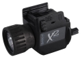 Product detail of Insight Tech Gear X2 Tactical Illuminations Flashlight  Slide Lock Mount Black