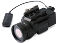 Steiner MK 3 Weapon Light White and IR LED with 2 CR123A Batteries Aluminum Black