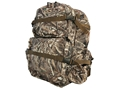 Drake Deluxe Walk-In Backpack Nylon Realtree Max-5 Camo