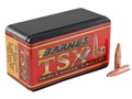 Barnes Triple-Shock X Bullets 243 Caliber, 6mm (243 Diameter) 85 Grain Hollow Point Boat Tail Lead-Free Box of 50