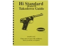 "Radocy Takedown Guide ""Hi Standard B HB D"""
